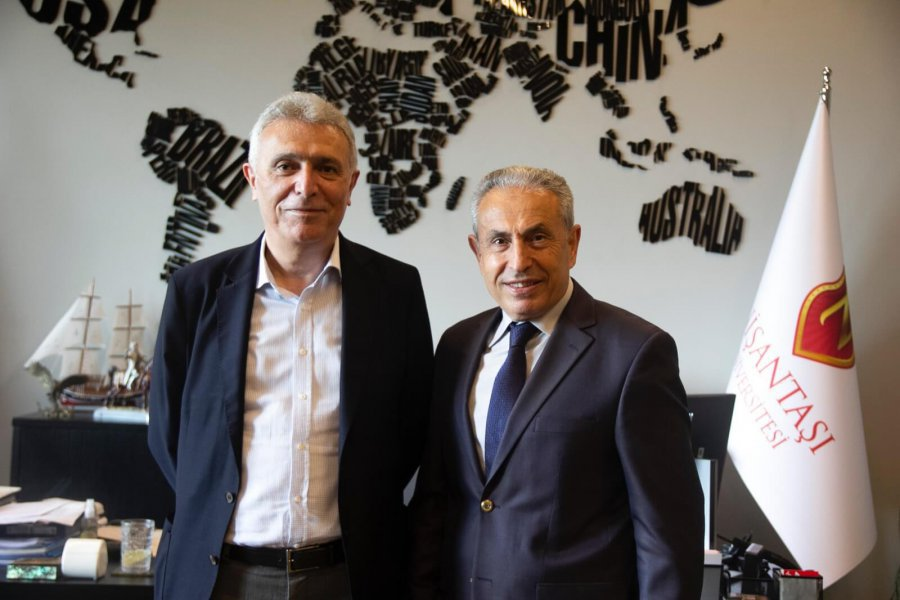 İstanbul Medipol Üniversitesi Rektörü Prof. Dr. Ömer CERAN'dan NeoTech Campüs'e ziyaret!