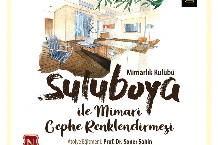 Suluboya ile Mimari Cephe Renklendirmesi