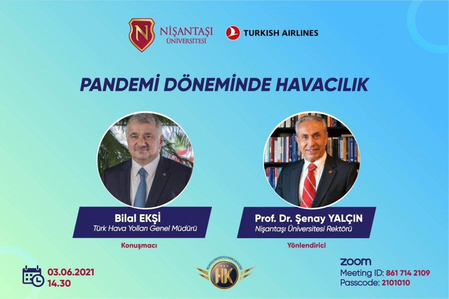 Türk Hava Yolları Genel Müdürü öğrencilerimizle buluşuyor!